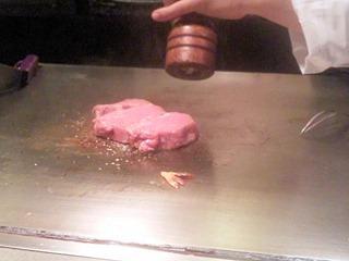 ステーキ工房小粋/おすすめランチフィレステーキ