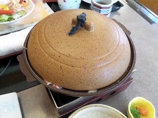 しゃぶしゃぶ・日本料理木曽路/妻籠の牛肉陶板焼