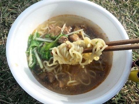 B-1グランプリ三崎まぐろ拉麺