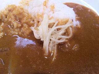 CoCo壱番屋/バター風味チキンカレーの針生姜