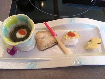 しゃぶしゃぶ・日本料理木曽路/妻籠の焼八寸