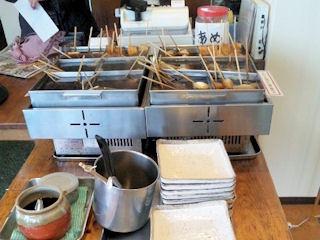 カレーうどん・丼のお店渡辛来屋/姫路おでん