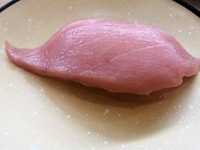 くら寿司極上まぐろフェアの極上まぐろとろたっぷり