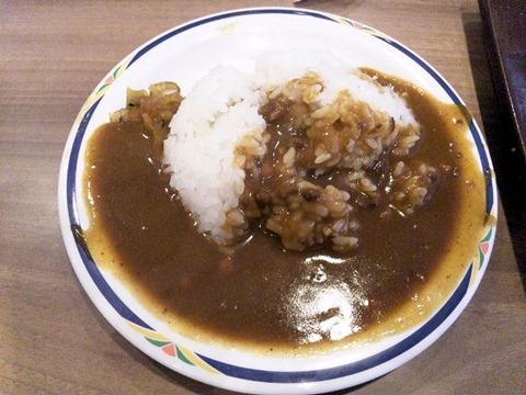 ステーキガスト加古川尾上店のスペシャルカレー