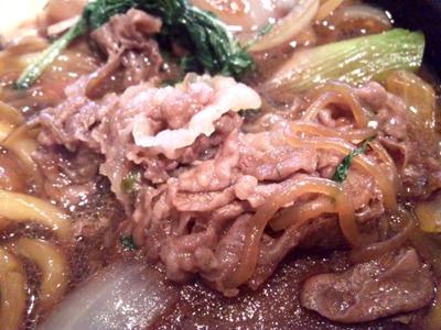 しゃぶしゃぶ・日本料理木曽路/すきやき和牛霜降肉