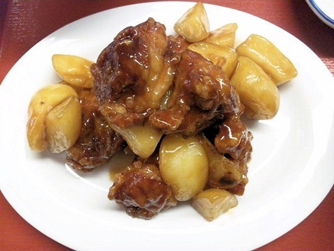 加古川北在家食堂/鶏とじゃが芋の照焼