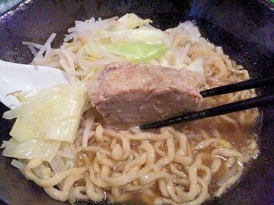 麺処わ/ラーメンのチャーシュー