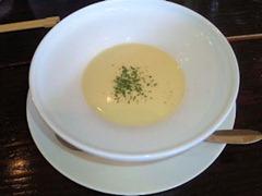 花鳥風月/贅沢フォアグラフルコースのスープ