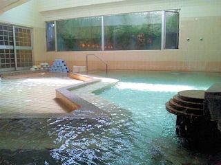 鞆シーサイドホテル鞆の浦温泉大浴場