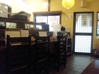 加古川農家食堂の店内