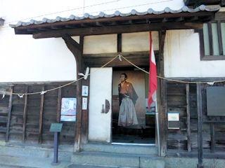 鞆の浦観光いろは丸展示館