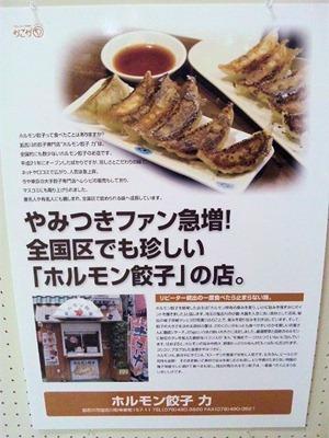 加古川楽市2012加古川ホルモン餃子力