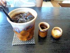 町家カフェ太郎茶屋鎌倉/彩り野菜カレーランチのコーヒー