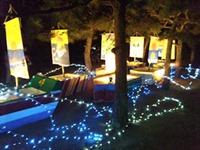 たかさご万灯祭2012夢の灯り会場