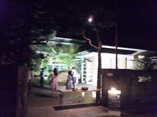たかさご万灯祭2012片岡医院