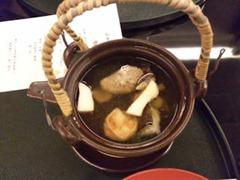 日本料理寿司玉響/松茸香味膳松茸土瓶蒸し