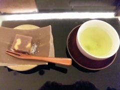 日本料理寿司玉響/松茸香味膳自家製和菓子