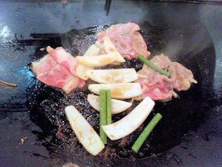 お好みチャンピオンコナクス壷づけ鉄板焼き蘭丸牛
