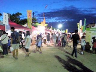 たかさご万灯祭2012東播磨観光物産展B級グルメ