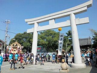 2012年度高砂神社秋祭り神事祭