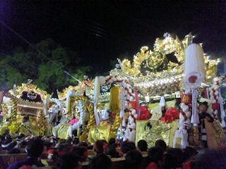 2012年度高砂神社秋祭り例大祭