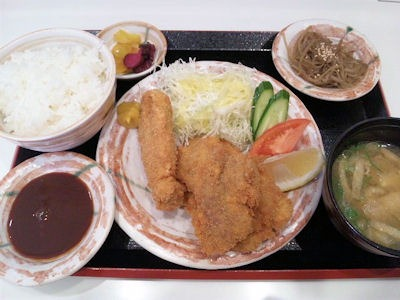 ごはんどき・エムズキッチン九州黒豚ヒレカツ御膳