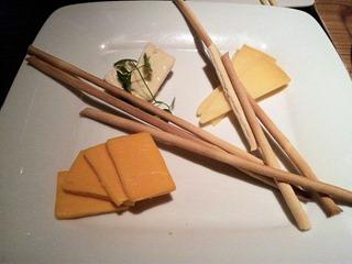 KI・CHI・RI/チーズの盛合せ