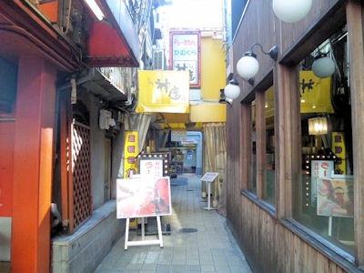 大阪ラーメン探究_どうとんぼり神座本店