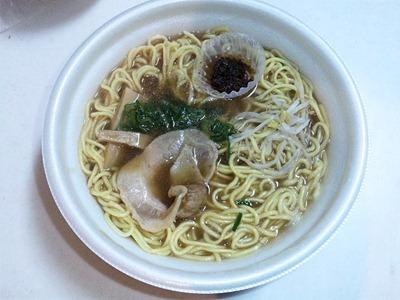 ラーメン横綱監修豚骨醤油味生麺