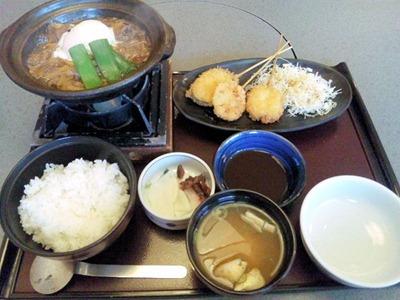 かごの屋姫路市民会館前店日替り昼膳