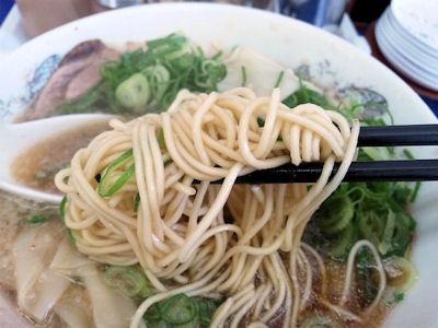 ラーメン来来亭/東加古川店ワンタン麺
