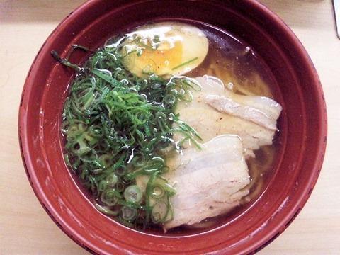 くら寿司アイモール高砂店7種の魚介醤油らーめん