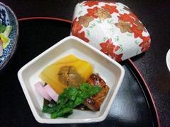 長嶋温泉ホテル花水木夕食小鉢