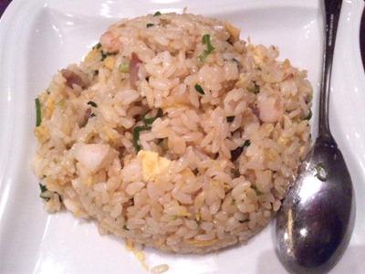 海鮮中華厨房張家/五目炒飯