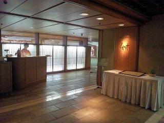 長嶋温泉ホテル花水木朝食/庭園レストランくすの木