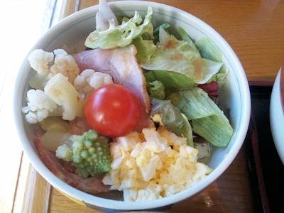 長嶋温泉ホテル花水木朝食