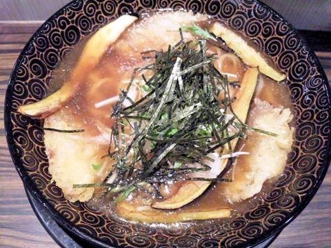 印度式老麺ギンテイナスとイベリコのとろみラーメン