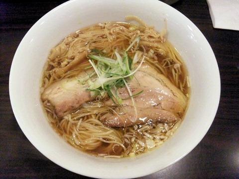らぁ麺 Cliff醤(ひしお)らぁ麺