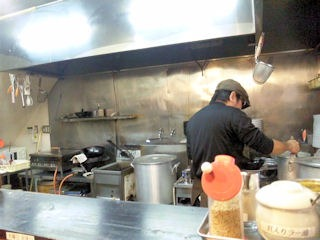 こだわりらーめん弁慶厨房