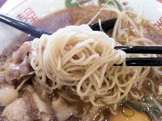 博多金龍/徳島ラーメンの麺