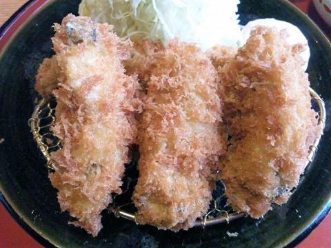 旨いとんかつきりしま牡蠣フライ膳