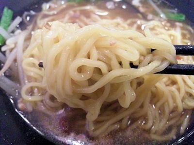 台湾料理錦福香日替りランチの台湾ラーメン