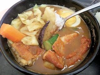 CoCo壱番屋/チキンスープカレー