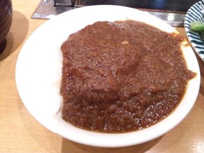 お好み焼満面選べるランチ食べ放題のカレー