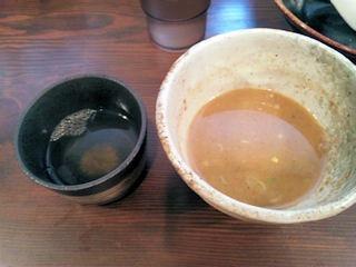 麺のまたざ一周年得製塩つけ麺