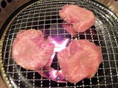 淡路牛炭火焼肉あわじ和牛亭黒タン