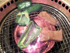 淡路牛炭火焼肉あわじ和牛亭焼野菜