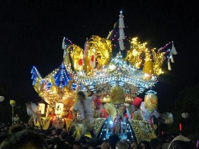 曽根天満宮国恩祭
