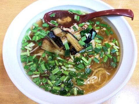 中華キッチンShuさん台湾ラーメン