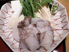 日本料理赤石蛸御膳